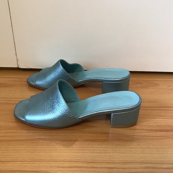 Maryam Nassir Zadeh Shoes Sophie Slide Mnz 355 Poshmark